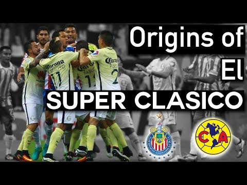 Why Are Chivas & Club América Rivals? | Roots Of The Rivalry: El Súper Clásico