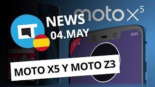 Rumores sobre el Moto X5 y Moto Z3 con 5G