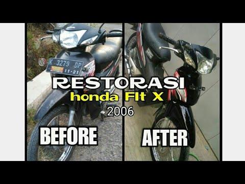Restorasi Honda Fit X 2006 Ngak Nyangka Jadi Seperti Ini