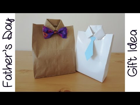 Father's Day Gift Idea - Goodie gift Bag | Sunny DIY from YouTube · Duration:  4 minutes 1 seconds