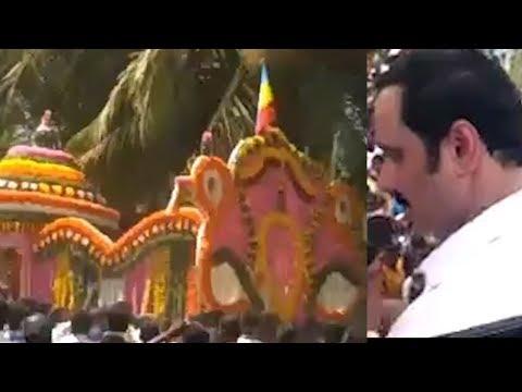 காடுவெட்டி குரு உடல் அடக்கம் | Kaduvetti Guru | Anbumani Ramadoss | nba 24x7