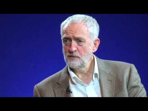 """""""I Want a World of Peace"""": In Exclusive Interview UK Labour Head Jeremy Corbyn Opposes Bombing Syria"""