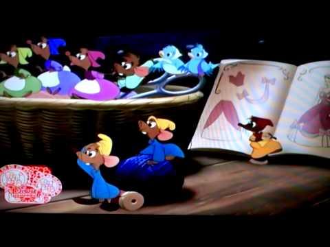 Cinderella -- The Work Song (Mandarin Chinese)