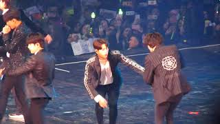 180717 Paradise - GOT7 | Eyes On You tour in Chile