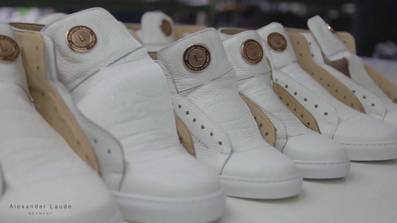 Alexander Laude Premium Sneakers YouTube