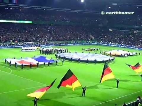 Länderspiel Deutschland