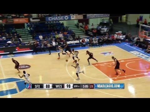 Highlights: Sean Marshall 20 points  vs. the Skyforce, 11202015
