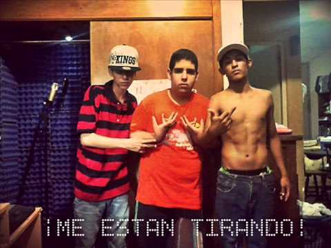 ME ESTAN TIRANDO-FRIKI MC ft. NININ BETOCHAS.