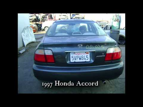 1997 Honda Accord parts AUTO WRECKERS RECYCLERS anhdonline.com Acura used