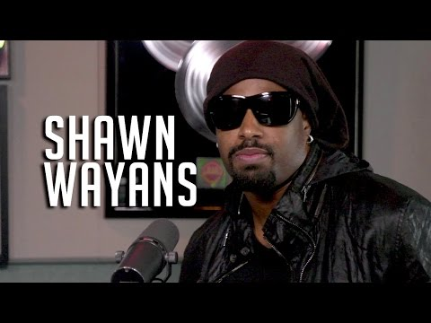 Shawn Wayans talks protecting Marlon, real friends & comedy s in NJ this weekend