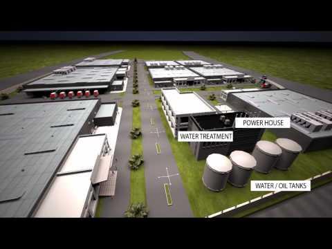Luanda Industrial Park