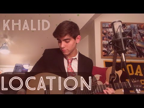 Khalid - Location | Max Patel Cover