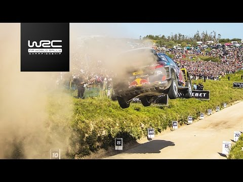 WRC - Vodafone Rally de Portugal 2017: Highlights Stages 18-19