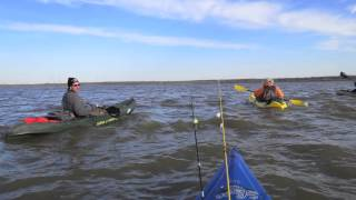 Kayak Fishing Tour of Yegua Creek