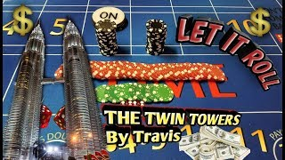 Craps Strategy - The Twin Towers- Great strategy to try to win at craps!