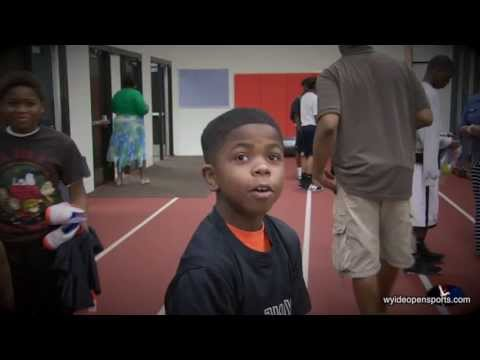 """King"" Khoi Thurman No.1 Ranked 8 Yr. Old 