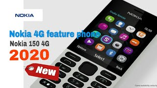 Nokia 150 4g|Nokia 4g feature phone Nokia 150 4g 2020 edition,price specifications