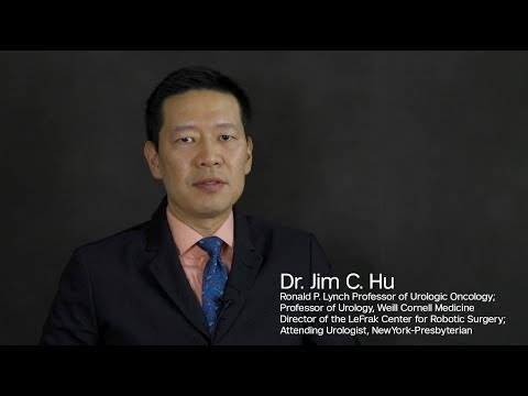 Dr. Jim Hu - History & Future of Robotic Surgery in Urology