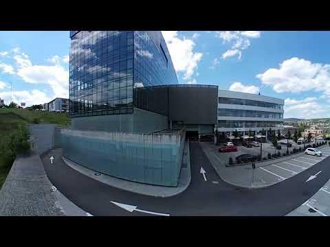 Spații De Birouri De închiriat în Cluj - Novis Plaza - Video 360°