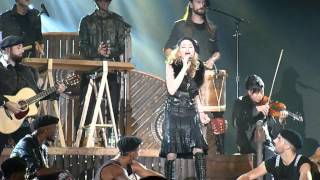 Madonna 13 Masterpiece ( edit ) MDNA Tour  Live 2012 HD 1080p ( +3D)