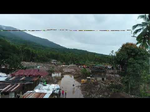 Madalum, Lanao Del Sur hit by Typhoon Vinta