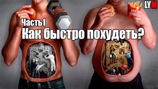 Как быстро похудеть - липолиз и окисление жиров