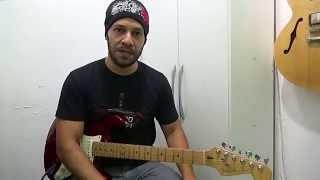 Falando sobre improviso - Parte 5 - Um pouco de Blues - Turbo Guitar #120
