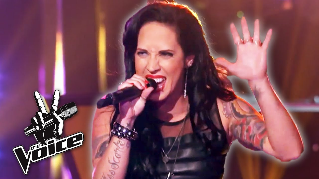 Kat Perkins and Top 6 Battle Rounds Moments - The Voice Season 6 ...