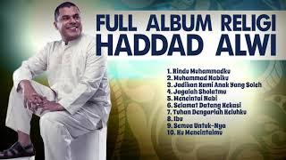 Full Album Religi - Haddad Alwi | Rindu Muhammadku