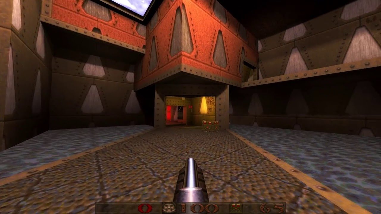 Quake Animated HUD textures+models