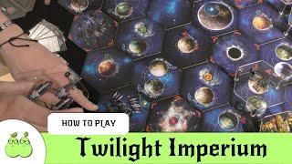 How to Play Twilight Imperium