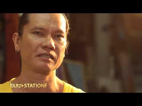 รายการ Artist Thailand ตอน ศิลปินแห่งคลองบางหลวง อ.ศุภสิทธิ์ วงศ์ร่มเงิน(ศ.จิตรกร) ตอนที่ 3