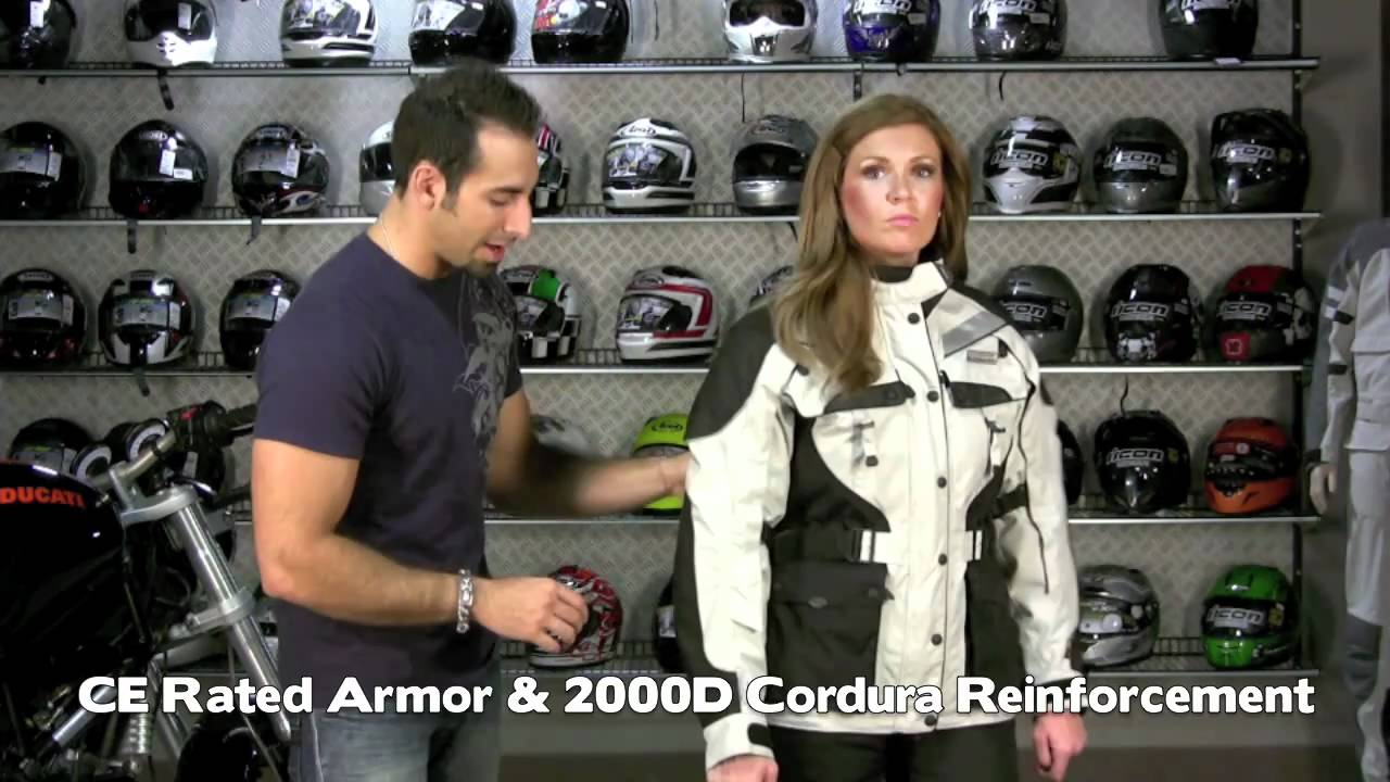 Cold Weather Winter Women S Motorcycle Gear Guide At Revzilla Com