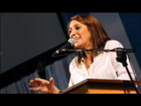 Monica Fein en el 23° Campamento Nacional de la Juventud Socialista