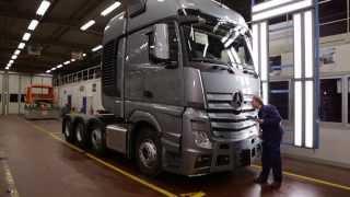 Mercedes-Benz Custom Tailored Trucks -- Molsheim plant thumbnail