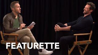 Eddie The Eagle | Ryan Reynolds Interviews Hugh Jackman | 20th Century Fox South Africa