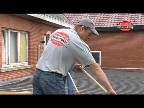 Firestone Epdm Rubbercover Installation Guide Youtube