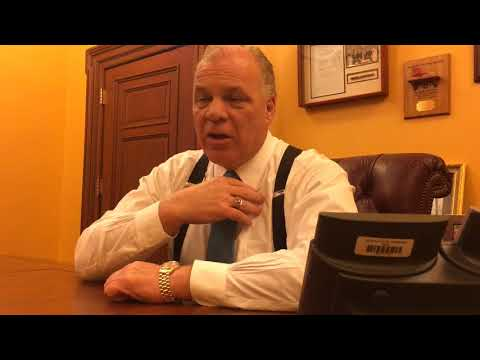 New Jersey's second-most powerful elected official chats about Phil Murphy, tax hikes