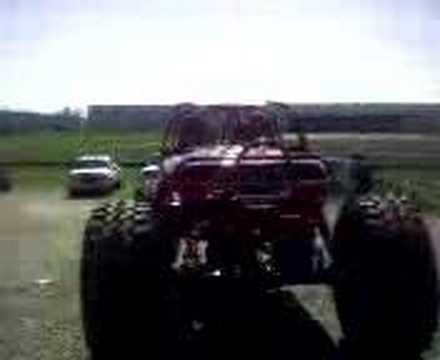 Bubbas New Ride