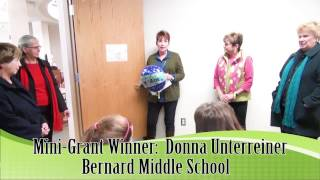 Bernard Mehlville Oakville Foundation Mini Grant Prize Patrol Donna Unterreiner Thumbnail