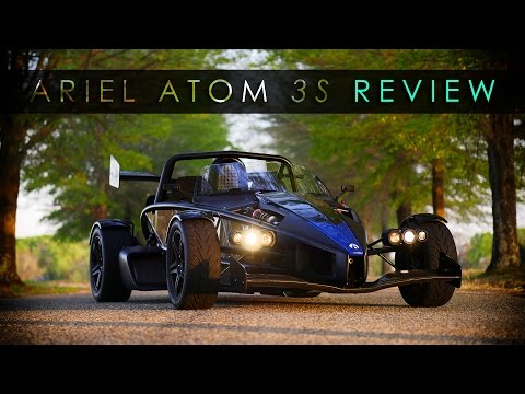 Review | Ariel Atom 3S | Fountain Of Youth