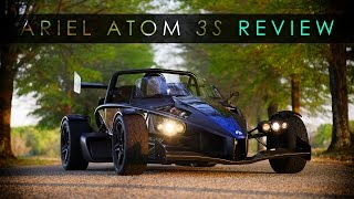 Review   Ariel Atom 3S   Fountain of Youth