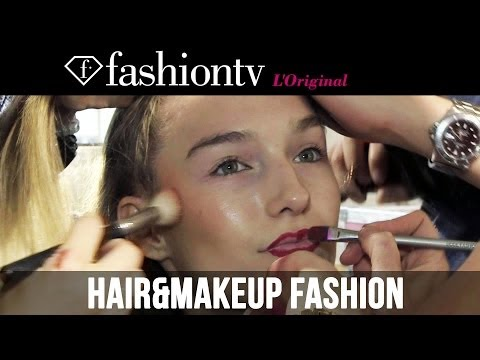 The Best of FashionTV Hair & Makeup - February 2014