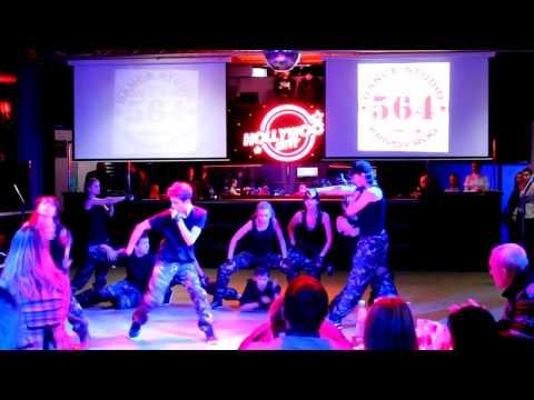 Timbaland feat. Magoo & Fatman Scoop -- Drop. ЗАчетный Концерт DS564 - 2012