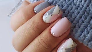 Новый Маникюр 2021 2022 потрясающие идеи дизайна на разную форму ногтей Manicure 2021