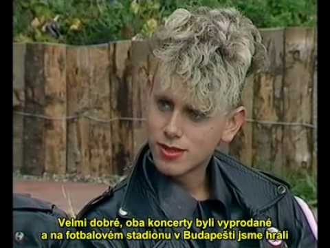 Bliss Interview 1985 (cz titulky)