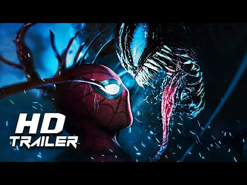 SPIDER-MAN 3: SYMBIOTE (2021) Tom Holland - Teaser Trailer Concept (Phase 4 Marvel Movie)