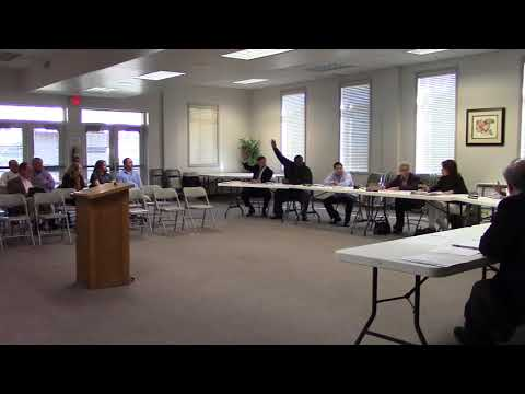 Valdosta Lowndes County Zoning Board of Appeals Complete @ ZBoA - 2018-02-06