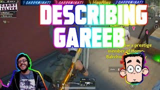 DESCRIBING GARREB | PUBG MOBILE HIGHLIGHTS | #2
