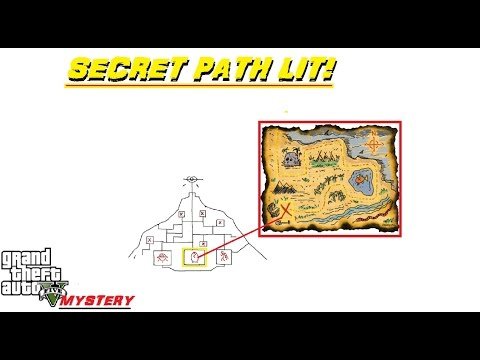 Following the LIT Path!GTA5 Mystery!